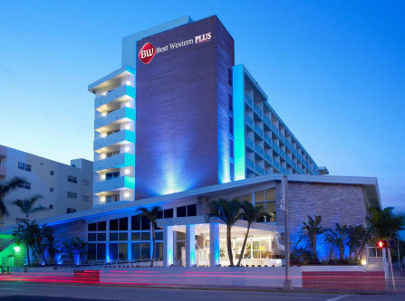 Best Western Plus Atlantic Beach Resort