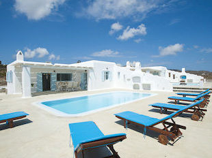 Mykonian Princess Luxury Villas