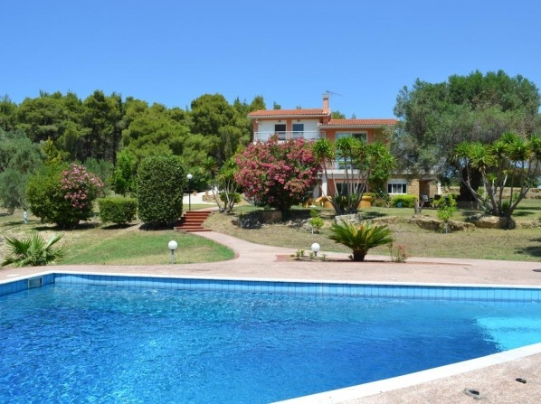 Exclusive Villa in Sani Area