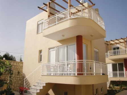 Holiday Home Rethymno Crete with a Fireplace 01