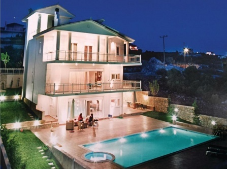 Holiday Home Theologos with Hot Tub XIII