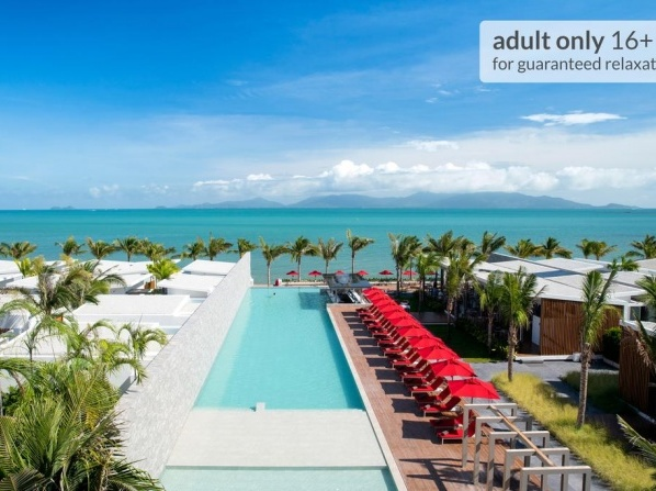SENSIMAR - Adults Only Resort and Spa (The COAST Koh Samui from Nov 2019)
