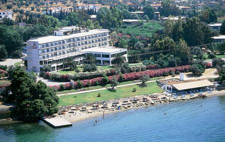 Holidays In Evia Beach Hotel