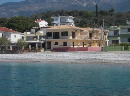 Akrogiali Beach Apartments