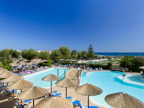 Dessole Olympos Beach All Inclusive