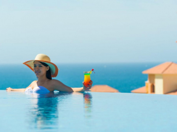 LuxLife Cabo Vacations - A 5 Star Authentic Cabo Experience - Package Includes: Luxury 5 Star Marina / Ocean View Suite, Sunset Sailing For 4, Roundtrip Private Airport Transportation, Personal Concierge.