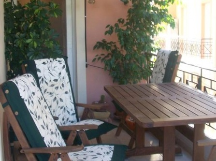 Quiet spacious apartment in Nafplio