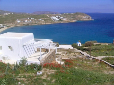 Beachfront Villa Amazing Views Mykonos
