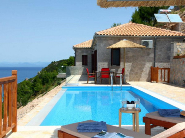Milos Paradise Luxury Villas