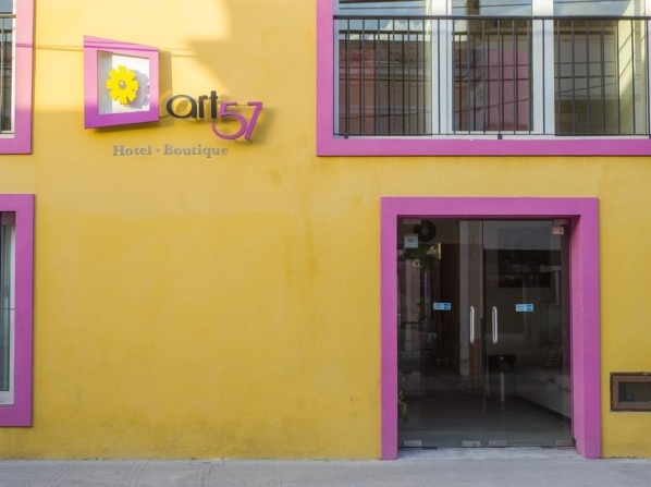 Koox Art 57 Boutique Hotel