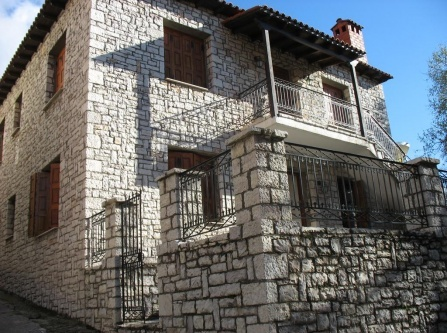 Traditional House at Arachova