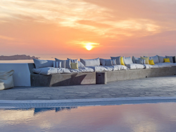 Boheme Mykonos Town - Small Luxury Hotels of the World