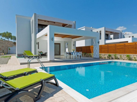 Holiday Home Lachania Luxury Villa with Private Pool