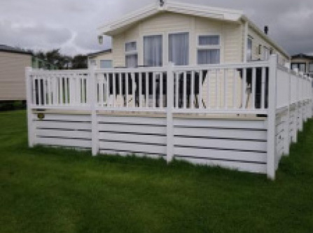 Bude Caravan Caromax - Families and Couples Only