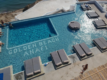 Golden Beach Resort Anafi