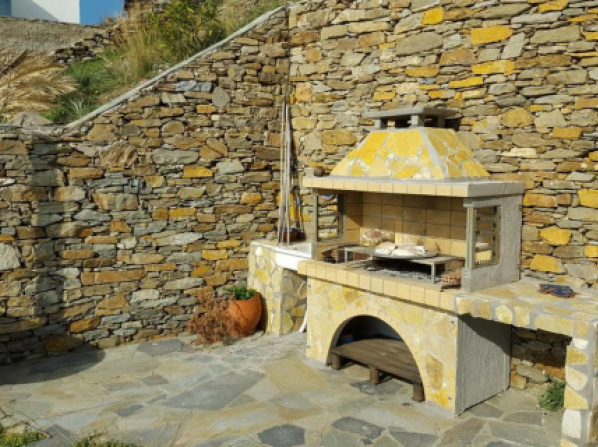 Awesome traditional maisonette house-Kythnos