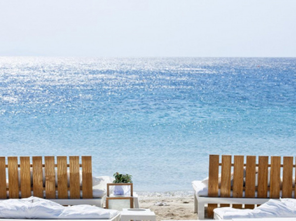 Mykonos Ammos Hotel - Small Luxury Hotels of the World