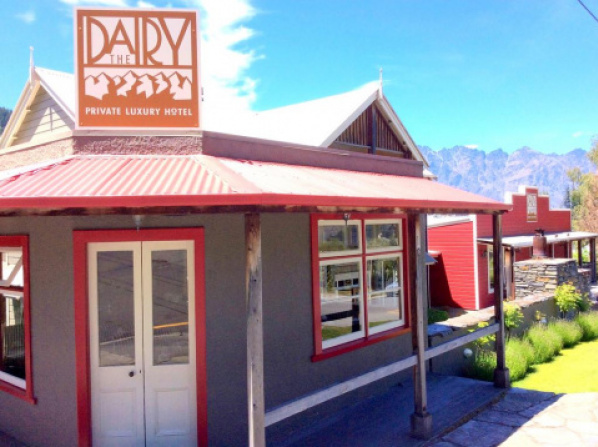 The Dairy Private Hotel
