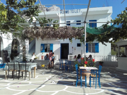 Nikos Apartments - Taverna