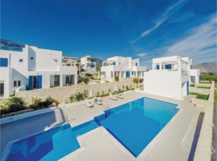 Three-Bedroom Holiday Home in Chania