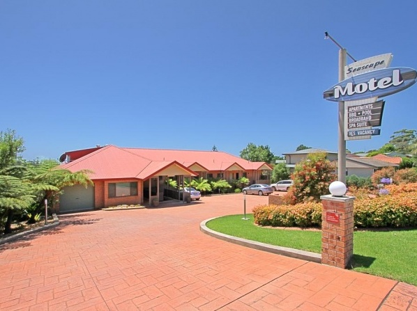 Mollymook Seascape Motel and Apartments - Adults Only