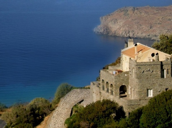 Aegean Castle Andros – Adults Only