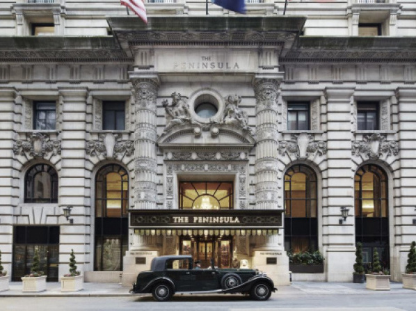 The Peninsula New York