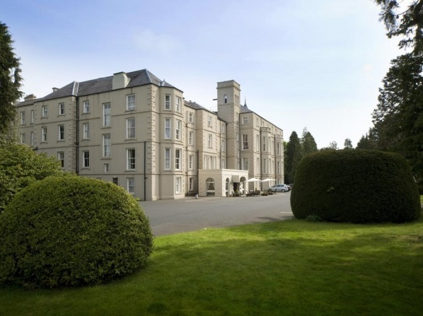 The Waverley Castle Hotel