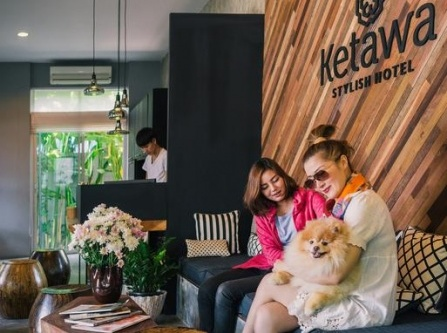 OYO 240 Ketawa Pet Friendly Hotel