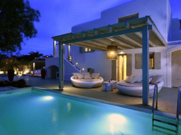 Amalgam Homes Mykonos