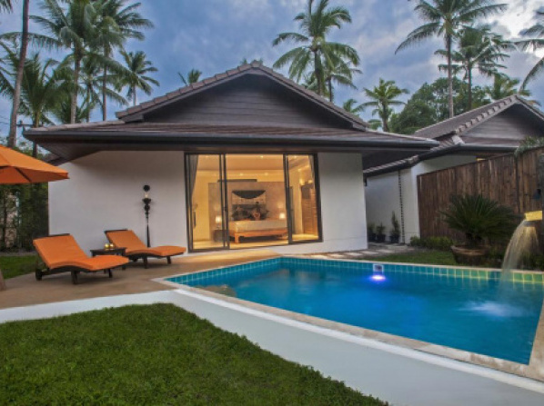 Khwan Beach Resort – Luxury Glamping and Pool Villas Samui - Adults Only
